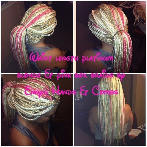 pro braids caucasian box braids by styleseat pro enny enny s hands