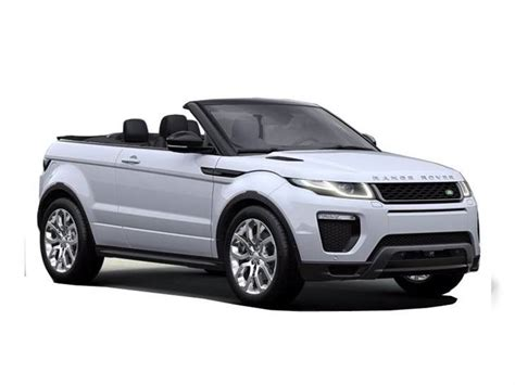 land rover convertible blue land rover range rover evoque convertible 2 0 sd4 hse