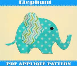 elephant applique template best photos of elephant applique template free elephant