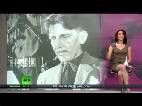 george orwell biography youtube 1984 blueprint for us authoritarianism happy birthday