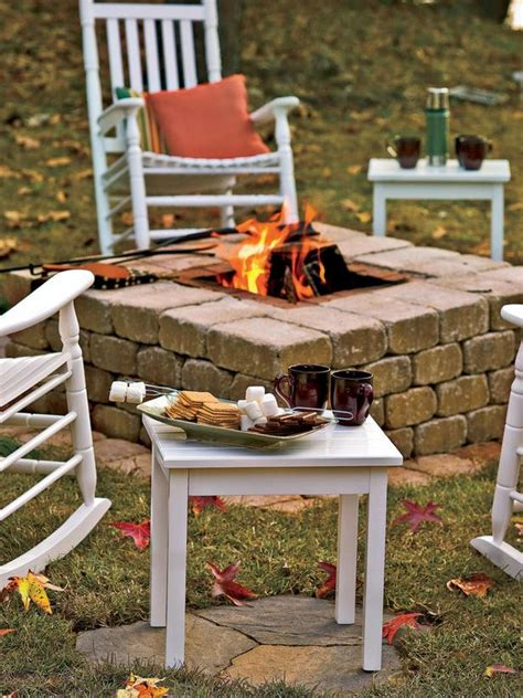 build a backyard fire pit build dig sunken fire pit fire pit design ideas