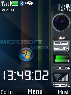mobile theme free vista nokia nokia theme mobile toones