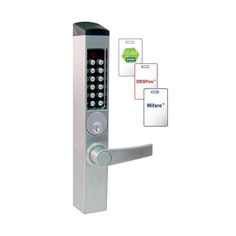 KABA E Plex 3600 Series Key Card System Narrow Stile