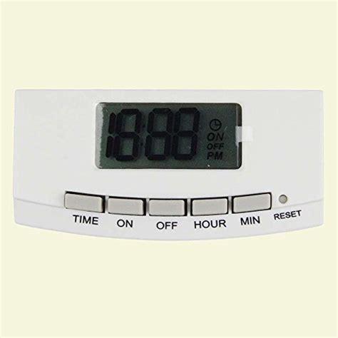 defiant automatic 15 digital 24 hour slim fit indoor