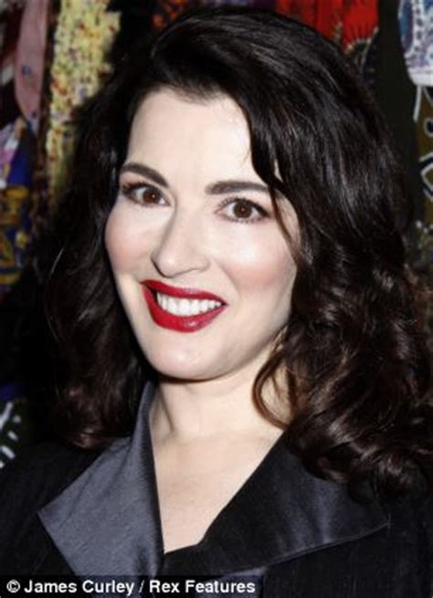 nigella lawson in pictures: the changing face of the
