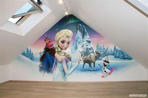 reine des neiges chambre decoration chambre la reine des neiges