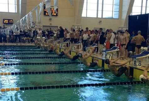 Atlanta School Records Swimming Cox Etches Name In Westminster Record Books