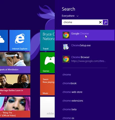 Smart Search Guide To The New Unified Smart Search Feature In Windows 8 1