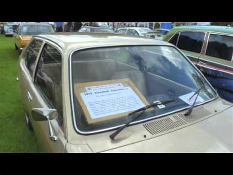 1975 vauxhall chevette up close youtube