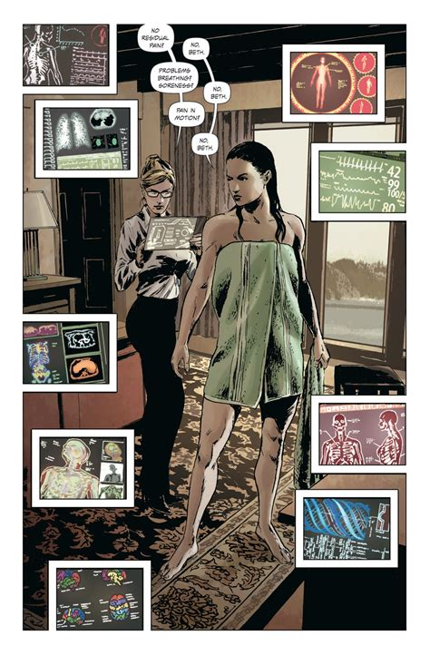 lazarus volume 5 review lazarus vol 1 family comic book daily