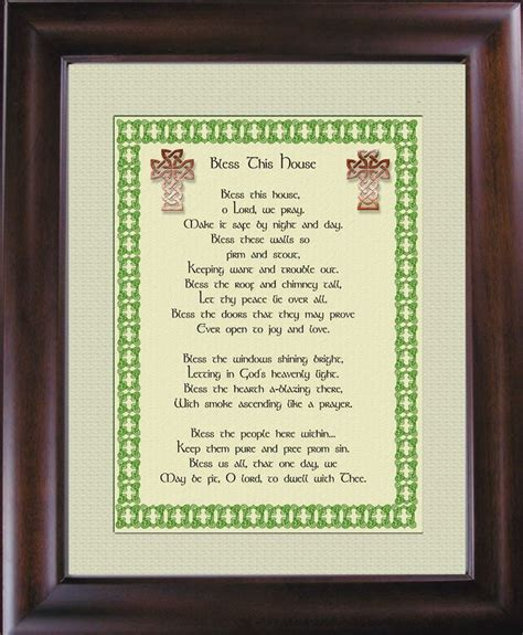 Wedding Blessing From Leap Year by Bless This House Blessing Blessing