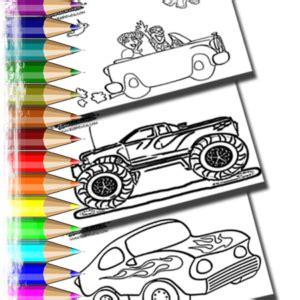 Ausmalbilder F R Kinder Autos by Ausmalbilder Auto Malvorlagen F 252 R Kinder Babyduda