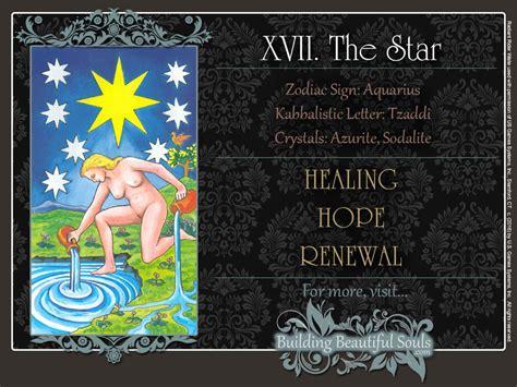 the star tarot your star tarot card meanings