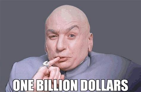 One Million Dollars Meme - i work in social media yahoo board approves acquisition