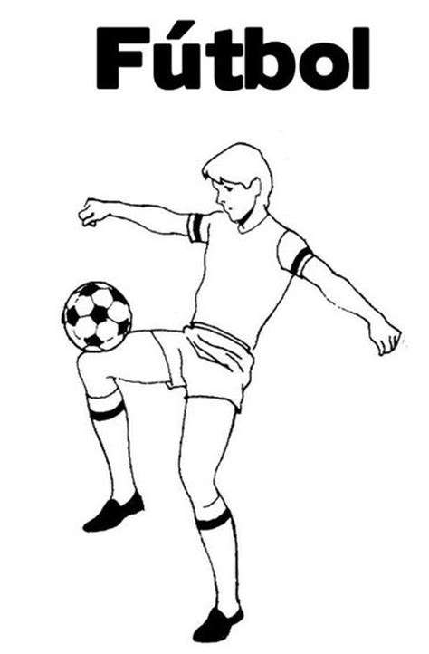 imagenes de niños jugando futbol para dibujar esos locos bajitos de infantil deportes en blanco y negro