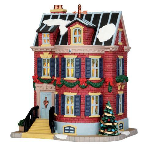 lemax christmas collection lemax collection building stevenson residence seasonal