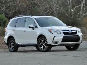 Forester Subaru The Motoring World Subaru Announced Today That Subaru