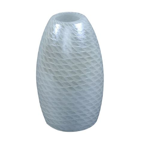 "1 Replacement DROP PENDANT LIGHT ""GLASS SHADE"" Pick: BLUE BROWN PEBBLE HONEYCOMB   eBay"