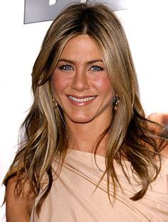 jennifer aniston base hair color brunette to blonde on pinterest brunette to blonde dark