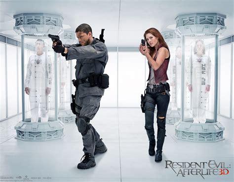 Resident Evi by Posters Of Resident Evil Afterlife Teaser Trailer