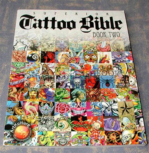 tattoo bible book 2 tattooflashbooks com superior tattoo bible book two