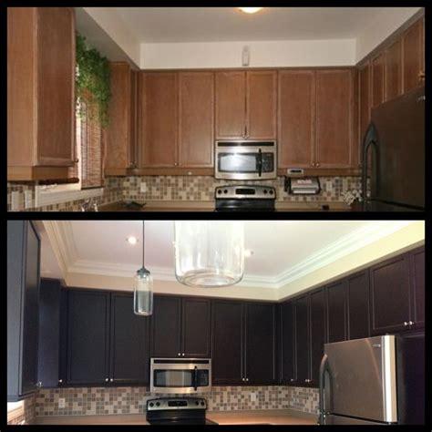 rustoleum cabinet transformation home