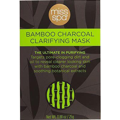 Masker Bamboo Charcoal bamboo charcoal clarifying mask ulta