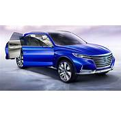 SAICs Roewe Vision E Previews Luxurious Chinese SUV For 2018