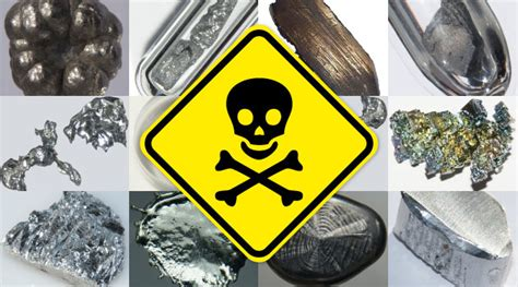 Human Detox Of Lead Copper Nickel Tin by The Most Common Heavy Metals Their Sources And Their