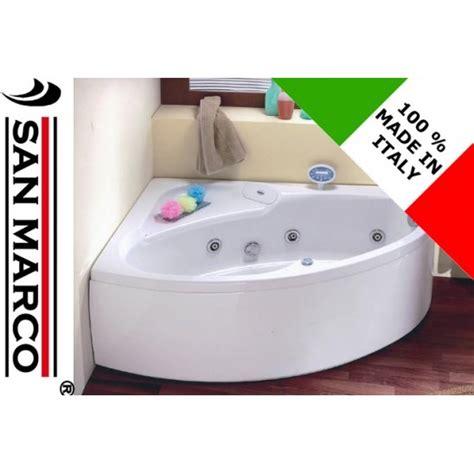 bagno angolare vasca da bagno angolare 150x100x55 cm san marco