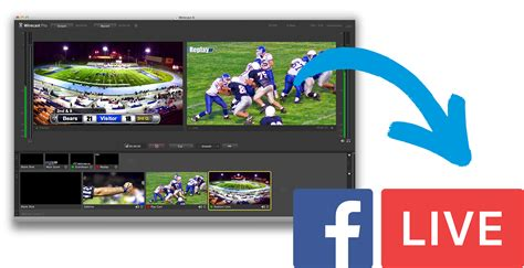 for live wirecast now enables professional quality live