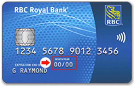 Credit Card Number Format Meaning Rbc Royal Bank Occa