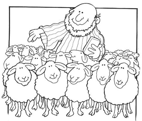 coloring page jesus with sheep 304 best images about jesus lamb of god good shepherd