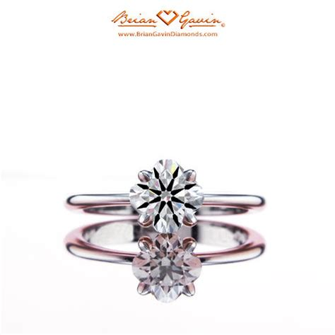white gold or platinum engagement white gold