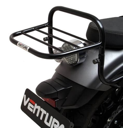 Motorcycle Luggage Racks Uk by Yamaha Bolt Xvs950cu Motorcycle Luggage Rack Ventura Mca