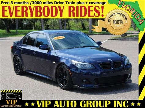 2008 Bmw 528i For Sale by 2008 Bmw 5 Series 528i Cars For Sale