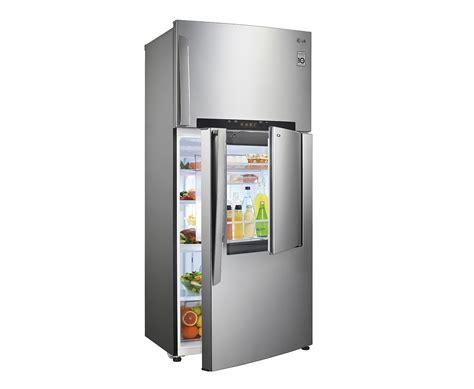 Lemari Es Lg Model Gn V212rlt Electronic City Lg Refrigerator 2 Doors 700 Lt Gn D702hlal
