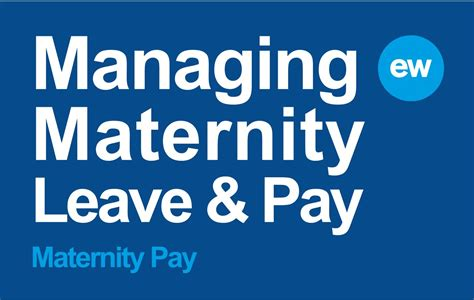 If Employer Doesnt Want To Pay For Mba by Six Things Employers Must About Maternity Pay