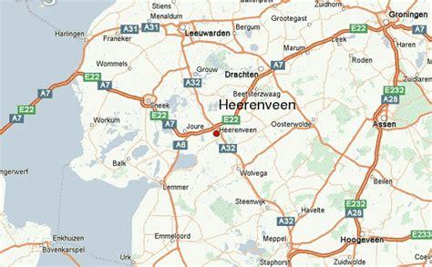heerenveen netherlands map heerenveen location guide
