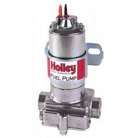 installing electric fuel pump on boat holley 12 801 1 97 gph red electric fuel pump