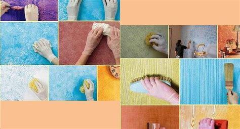 tecnicas de decoracion de interiores imperdibles t 233 cnicas de decoraci 243 n de paredes con pintura