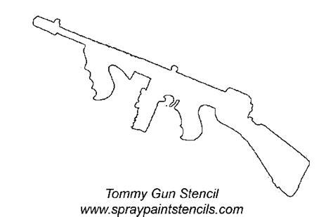 printable gun stencils stencil requests for november 2006
