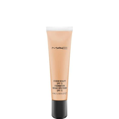 Mac Studio Sculpt Foundation studio sculpt spf 15 foundation