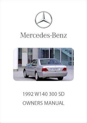 free car manuals to download 1992 mercedes benz sl class lane departure warning mercedes benz car manuals direct