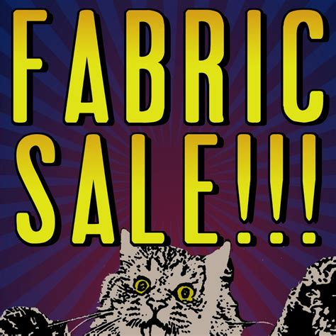 Fabric Sale shop our fall fabric sale on saturday october 6 the scrap exchange