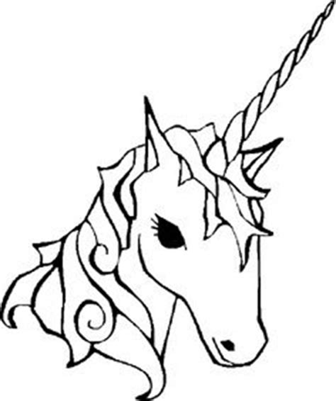 Simple Unicorn Drawing Unicorn Drawing Best Images