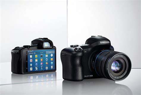 Kamera Samsung Galaxy Nx samsung galaxy nx the interchangeable lens