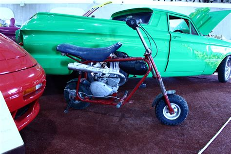 Tas Motor Mini Bike nsw central west motorcycle museums australian