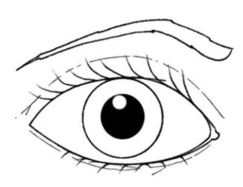 color de los ojos dibujos para colorear imagixs dibujos para colorear ojos