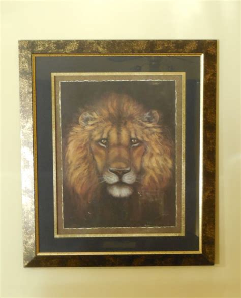 home interior lion picture homco home interior pictures shop collectibles online daily